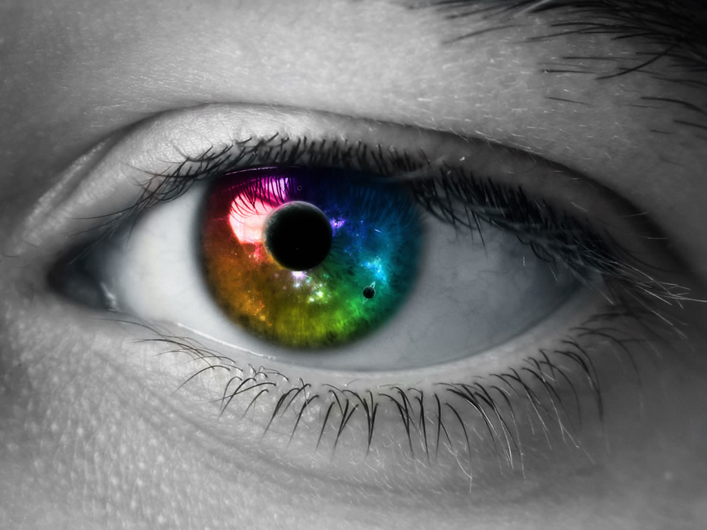 Universe is My Eye