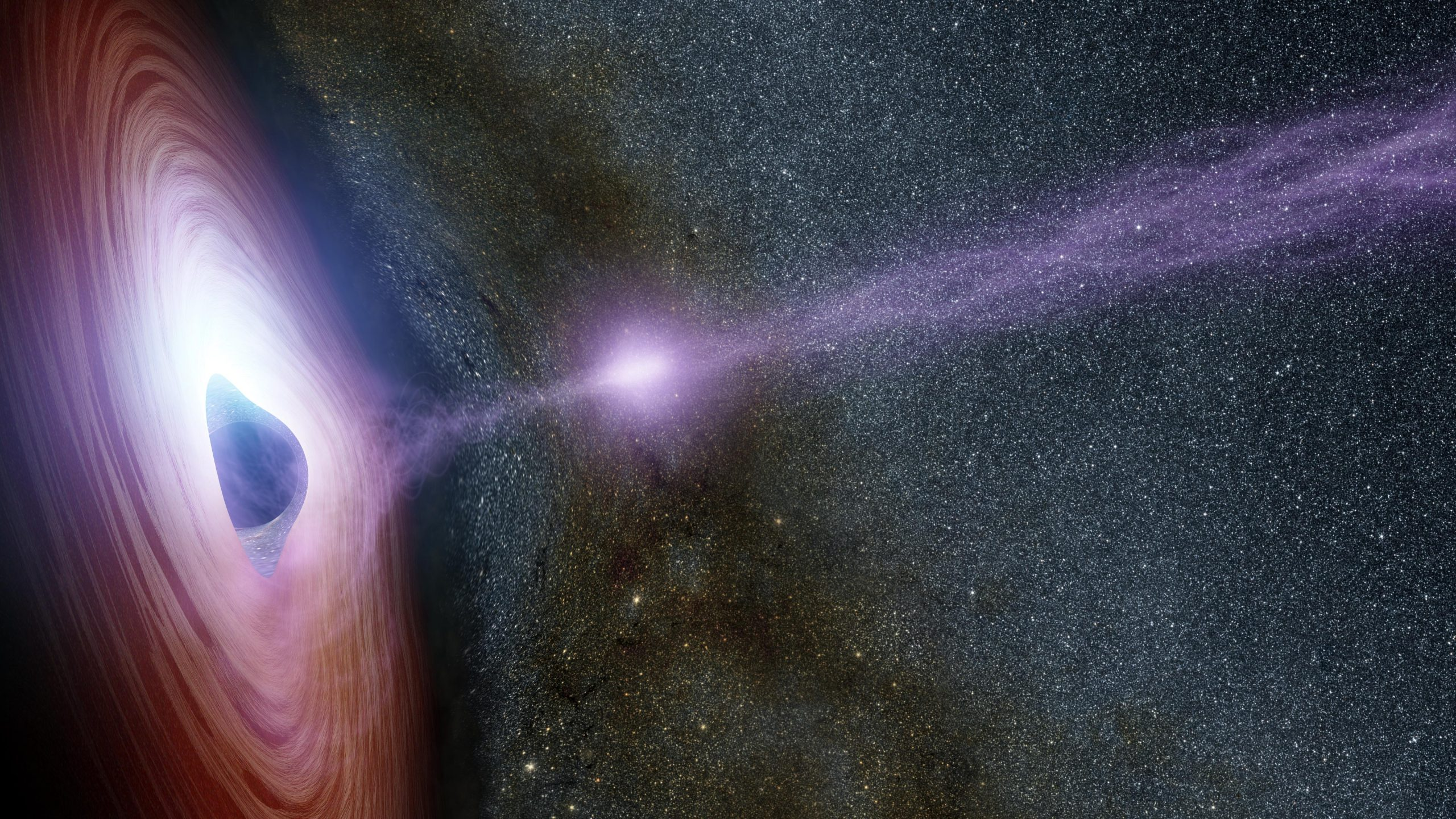 Light Off in Universe