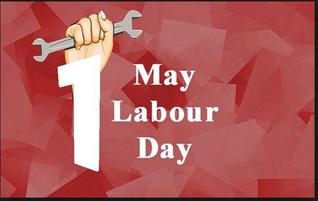 nternational Labour Day May