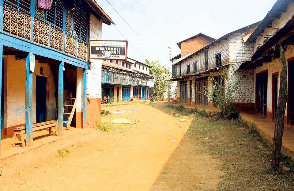 Lockdown in Villages