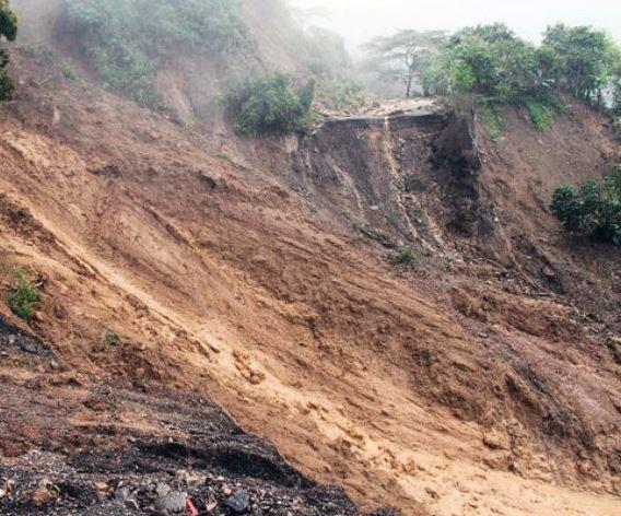 काठमाण्डौं को कागेश्वरी नगरपालिको गागलफेदीमा पहिरो एक को मृत्यु