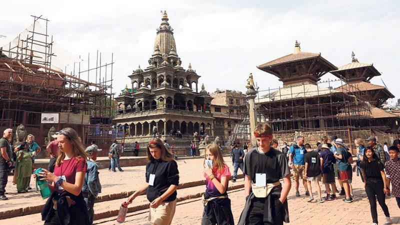 पर्यटक क्षेत्र खुले पर्यटकीय क्षेत्र अझै अन्यौलमा