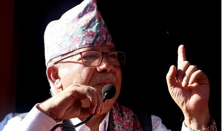 ओरिजिनल एमाले म माधव नेपाल हो, केपी ओली होइन