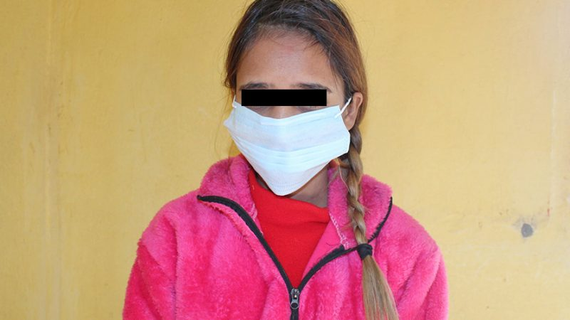 समाजसेवाको नाममा ठगीको धन्दा चलाएको आरोपमा एक युवती पक्राउ