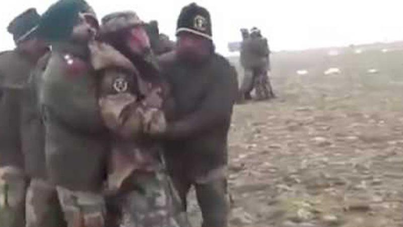 चीन र भारतका सैनिकहरूबीच सीमा क्षेत्रमा फेरि झडप, झडपमा २० चिनियाँ र ४ भारतीय सैनिक घाइते