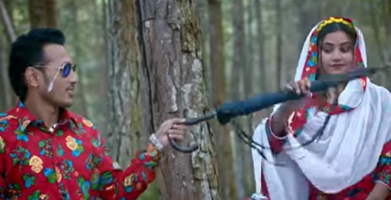 निशान भट्टराई र एलिना चौहानको स्वरको 'ओई प्यारी' म्युजिक भिडियो सार्वजनिक