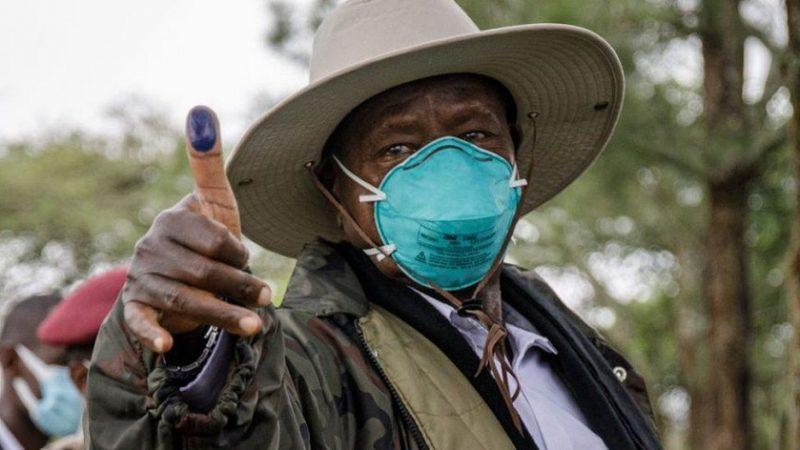 युगान्डाको राष्ट्रपतिमा राष्ट्रपति योवेरी मुसेभेनी पुनः निर्वाचित