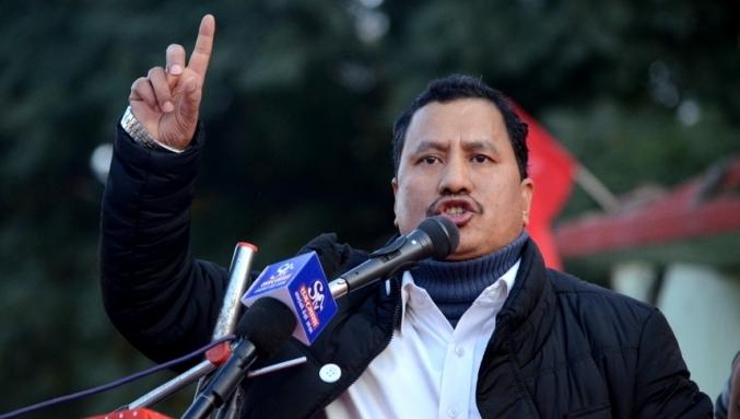 नेकपा विप्लप नेतृत्वका नेता कार्यकर्तालाई पक्राउ नर्गन सरकारको निर्देशन