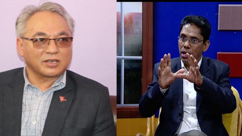 प्रतिबन्धित विप्लव नेकपा संग वार्ता गर्न सरकारले गृहमन्त्री रामबहादुर थापा (बादल) को नेतृत्वमा २ सदस्यी वार्ता समिति गठन